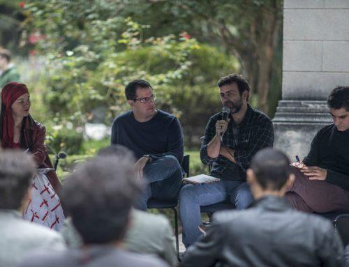 'Trabalho de formiga' da micropolítica e grandes utopias confrontam-se em mesa com Freixo, Caetano e Ortellado