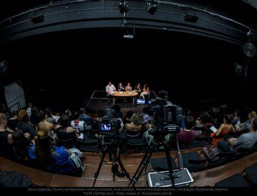 O teatro como sensibilização de visões anestesiadas ante a invasão da Palestina
