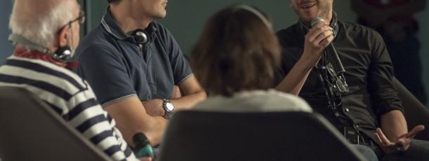 Castellucci conversa com público via videoconferência