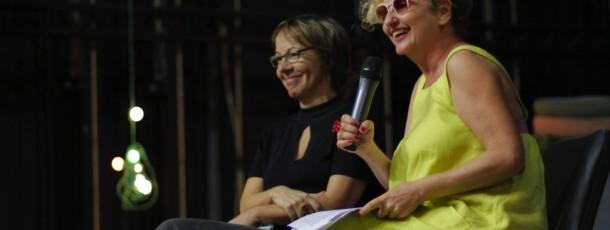 Suely Rolnik discute o espetáculo Eu não sou bonita
