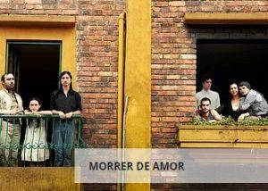 MORRER DE AMOR, SEGUNDO ATO INEVITÁVEL: MORRER