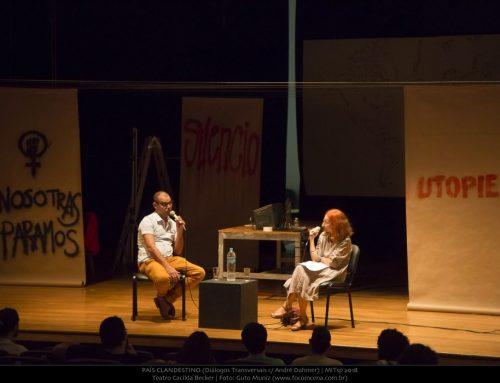 O Brasil visto através do teatro, com André Dahmer