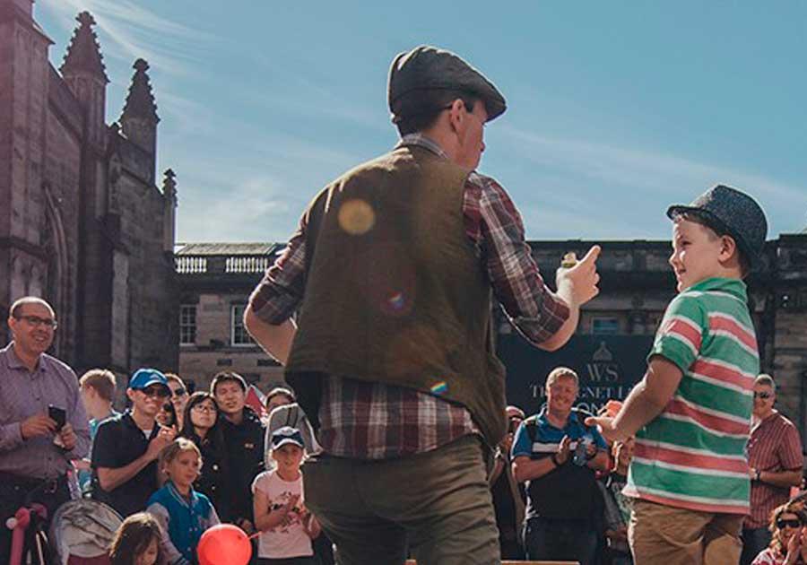 credito Edinburgh Festival Fringe divulgação