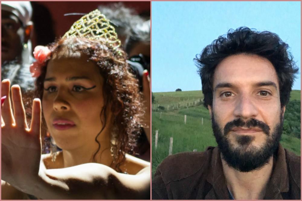 Lia Garcia [La Novia Sirena] (MÉXICO) e Meno del Picchia (BRASIL)
