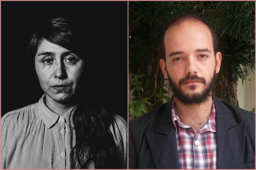 Paula González Seguel e Eduardo Chatagnier Perez