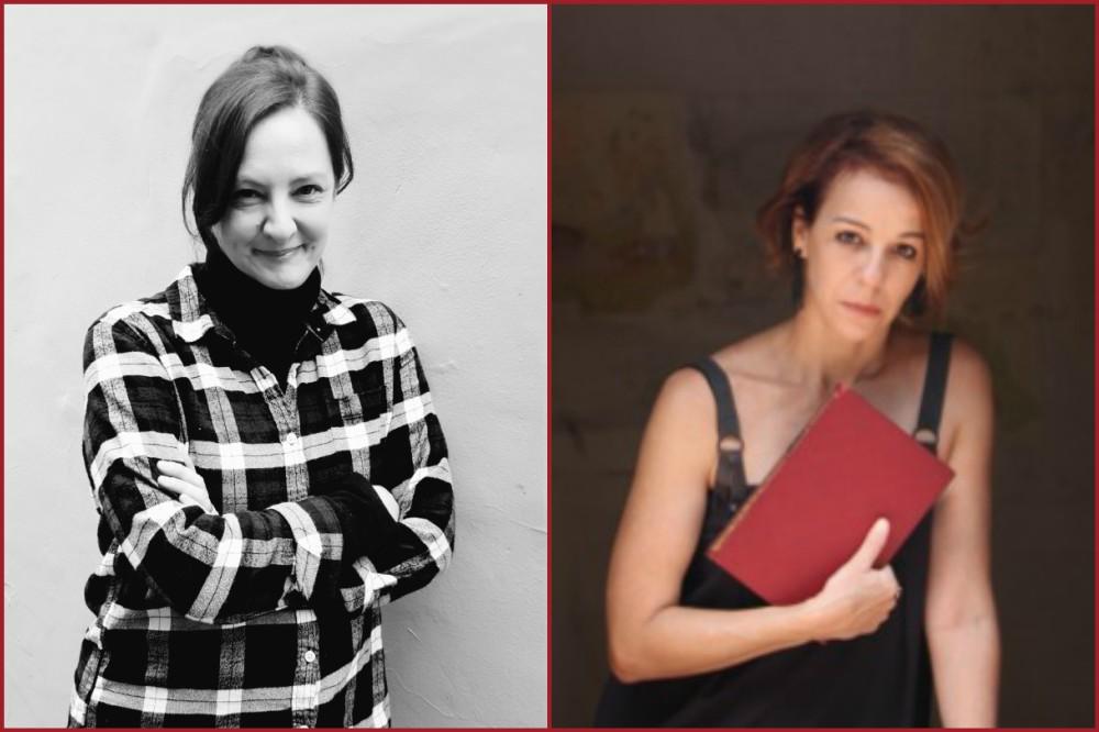 Christine Greiner e Lucienne Gedes